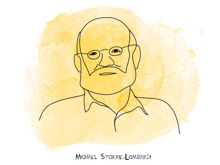 My Personal Hero: Caleb Scharf on Michael Storrie-Lombardi