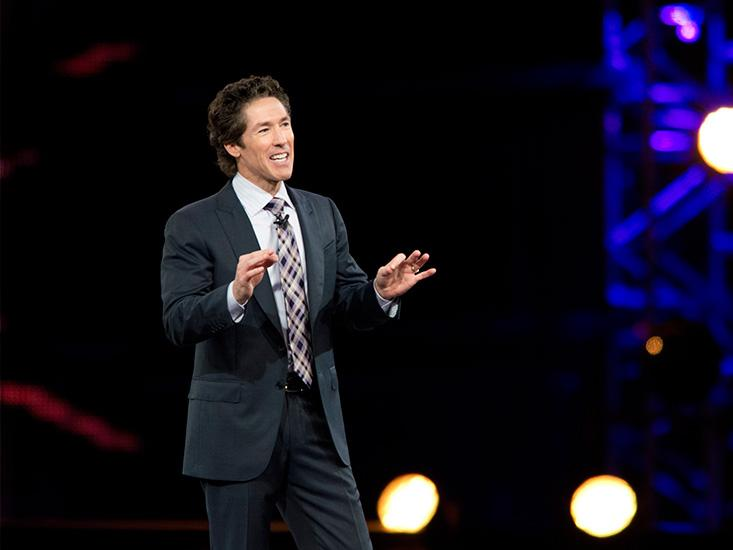 "Why Joel Osteen, ""The Smiling Preacher,"" Is So Darn Appealing"