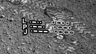 Curiosity Morse code highlight thumb