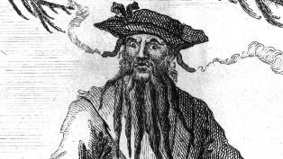 Blackbeard's booty thumb