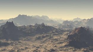 Desert planet