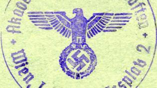 Academy Nazi stamp thumb