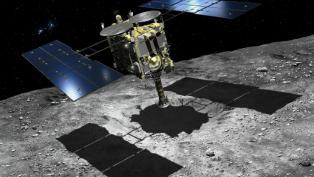 Hayabusa2 asteroid