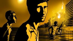 Waltz With Bashir flares