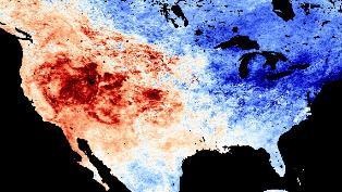 NOAA February temp anomaly