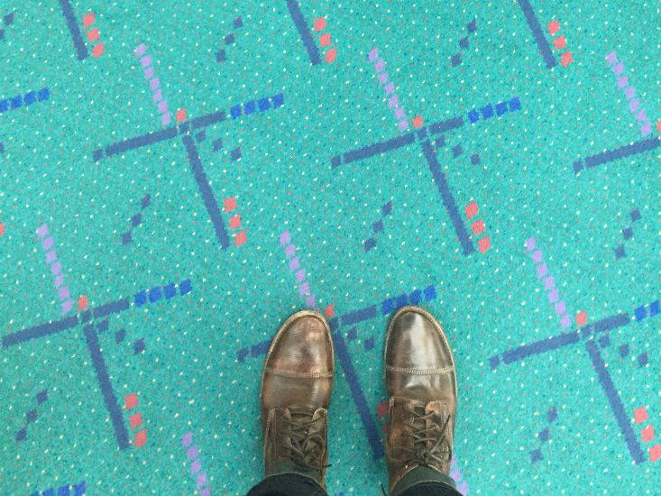 Why Do People Have Such Strong Feelings for the Portland Airport's Carpet?