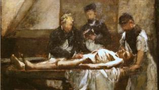 Autopsy at Hotel-Dieu by Henri Gervex