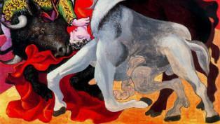 Bullfight Picasso