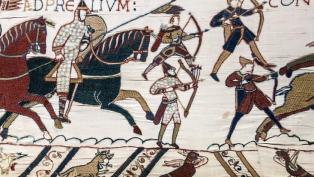 Bayeux Tapestry hero