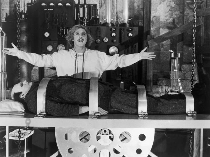 How Bioprinting Has Turned Frankenstein's Mad Science Sane