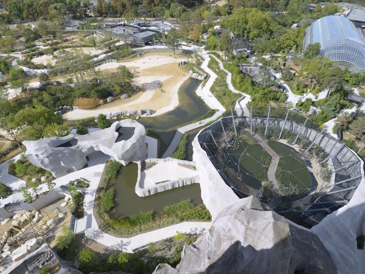 How This Revolutionary Old Zoo Was Redesigned for the 21st Century